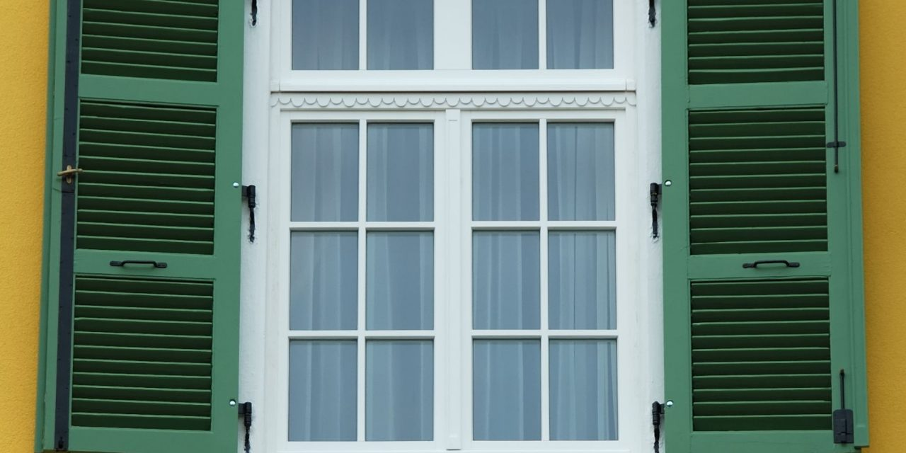 Three Ways to update your Home's Exterior