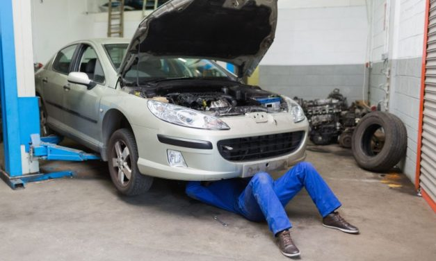 Your Vehicle Deserves the Best Treatment in Garage Services