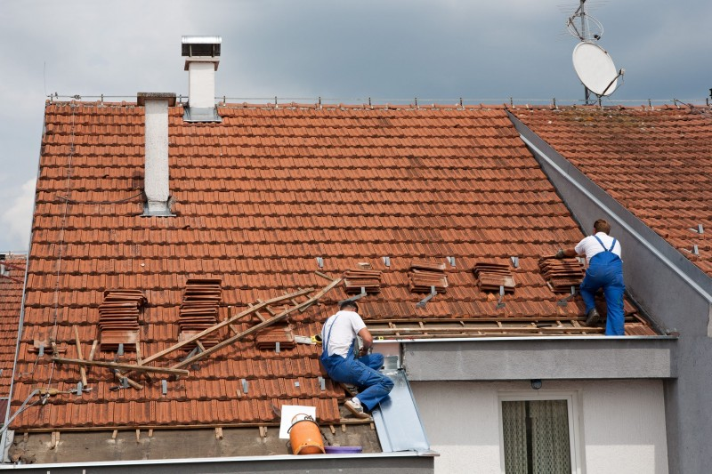 Roof repairs should be added to your to-do list