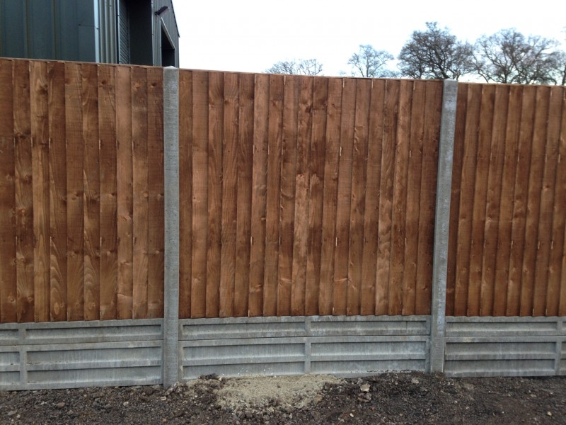 Fencing Materials in Haslemere, You Have Options!