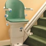Choose from a variety of curved stair lifts available