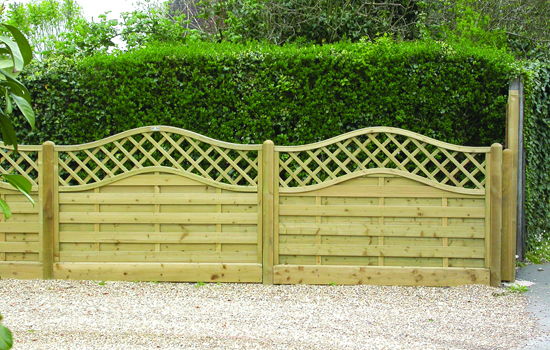 Fabulous Fencing in North Wales is all about the Options