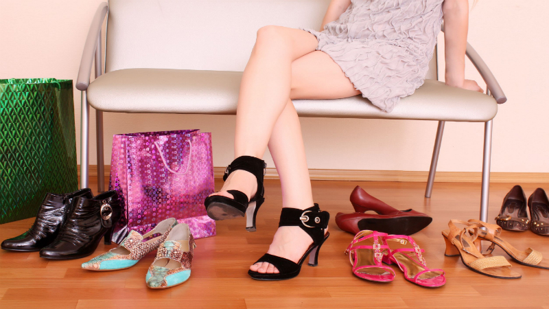 Ladies Large Shoes in the Most Wanted Styles!