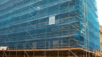 Specialist Scaffolding in Glasgow-Certification Matters