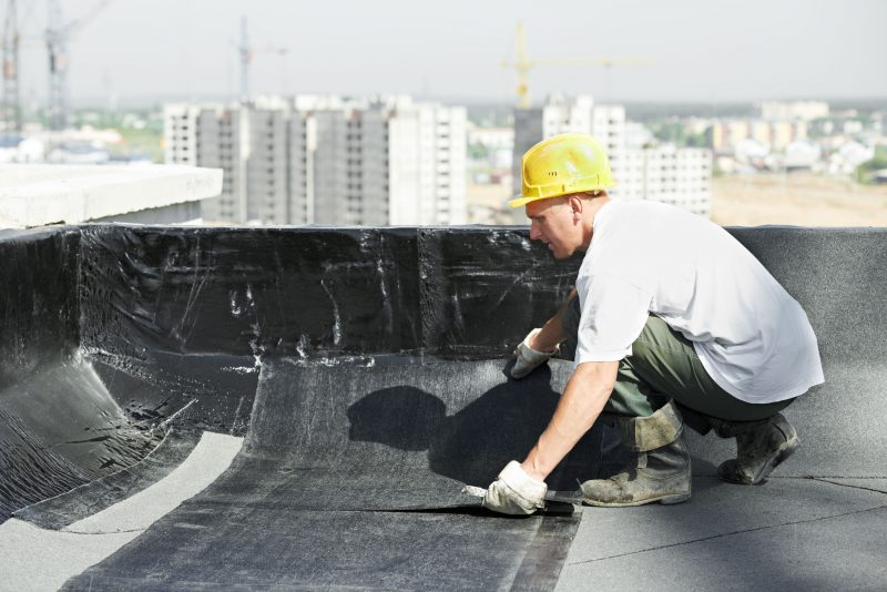 Check for Flat Roof Damages