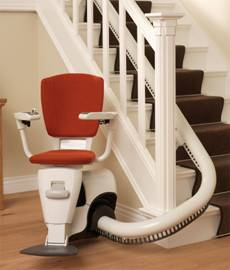 Choosing Curved Stairlifts for Residential Use