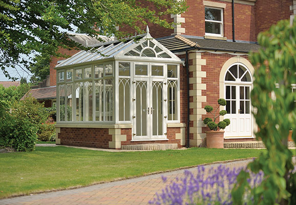 Add Numerous Benefits with a Conservatory by Wise