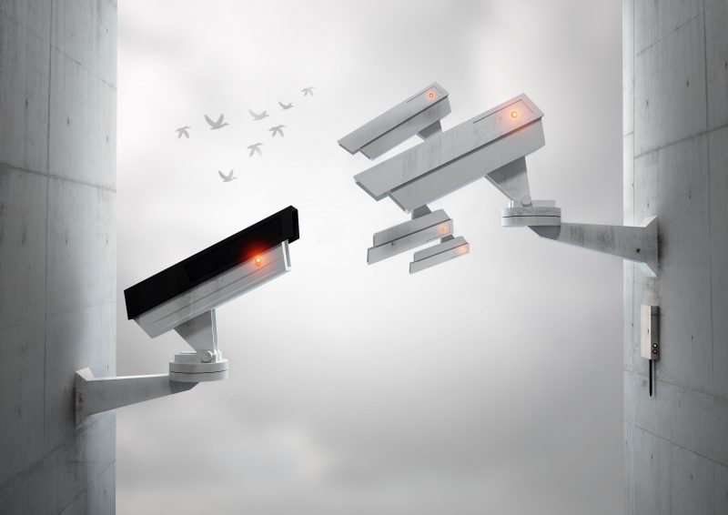 An Efficient Way to Obtain Surveillance and Security at Your Home