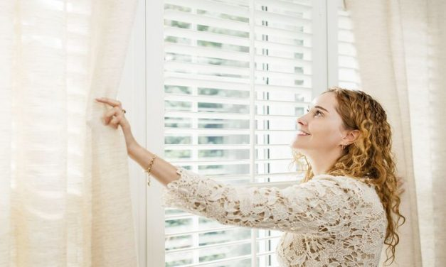 Add Style to a Room with Window Blinds